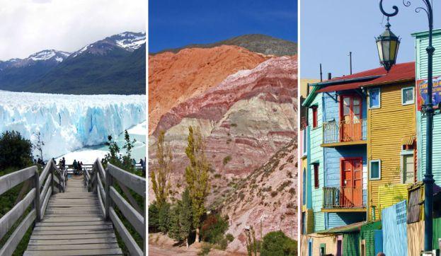 Crece el rojo de la cuenta turismo