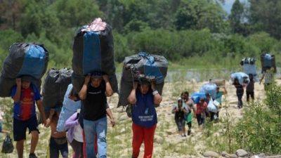 El intendente de Orán pide igual solución que con los manteros