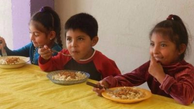 Rosario de Lerma: Dan de comer a 300 persona 11 meses al año los 7 días