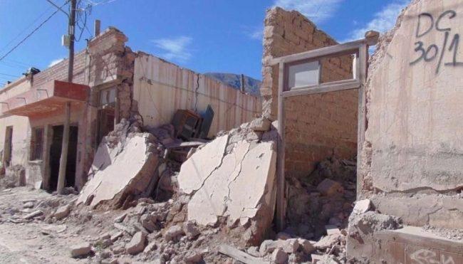 A cinco meses del alud aguardan reconstrucción en Volcán