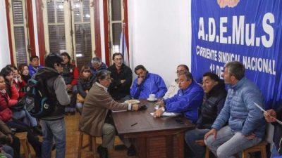 Municipales de Salta amenazan con nuevas medidas de fuerza