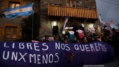 En Bariloche sólo se ejecutó el 7,56% del presupuesto para Violencia de Género