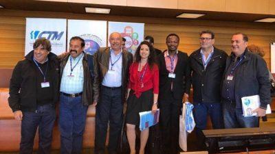 Santa Fe: FESTRAM participa de la 106º Conferencia Internacional del Trabajo
