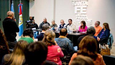 FESTRAM presentó la denuncia contra el Intendente de San Carlos Centro Jorge Placenzotti.