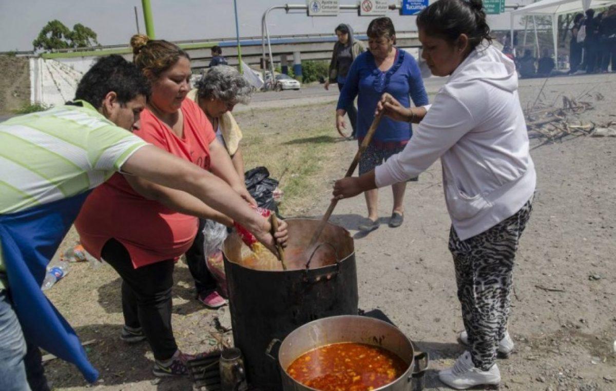 """Situación económica y social: Afirman que """"hay hambre en el pueblo argentino"""""""