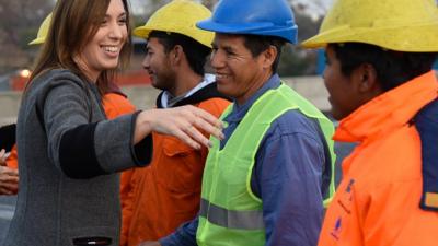 Buenos Aires controla la transparencia en contrataciones de obras en 101 municipios