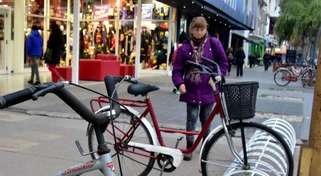 Quieren darles más espacio a las bicicletas en Villa María