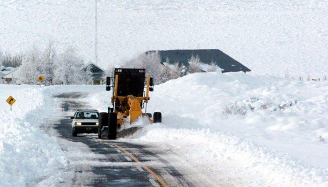 Chubut: Un intendente les pidió a los dueños de campos que no abandonen a los peones en la nieve