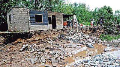 Obras proyectadas para la reconstrucción de las localidades tucumanas afectadas por las inundaciones