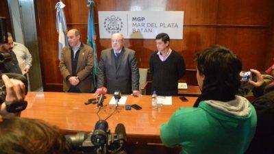 Mar del Plata: Arroyo confirmó que no habrá descuento para los municipales que hicieron paro