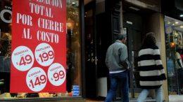 El Centro de Empleados de Comercio de Mendoza denunció que hubo 320 despidos en el primer cuatrimestre