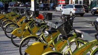 Trabajan para implementar un transporte público de bicicletas en Villa María
