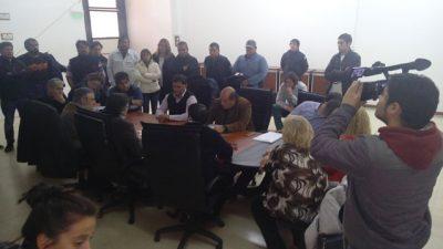 Comuna de Río Gallegos ofertó abonar el 18% acumulativo y paritaria abierta