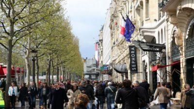 París, amiga de los peatones
