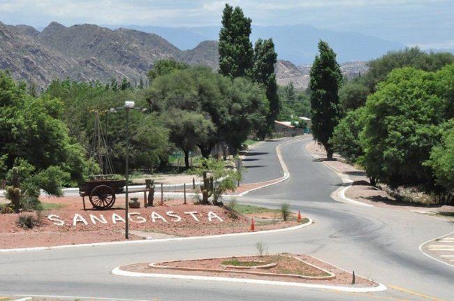 Urbanización: Sanagasta planifica crear su Parque de la Ciudad