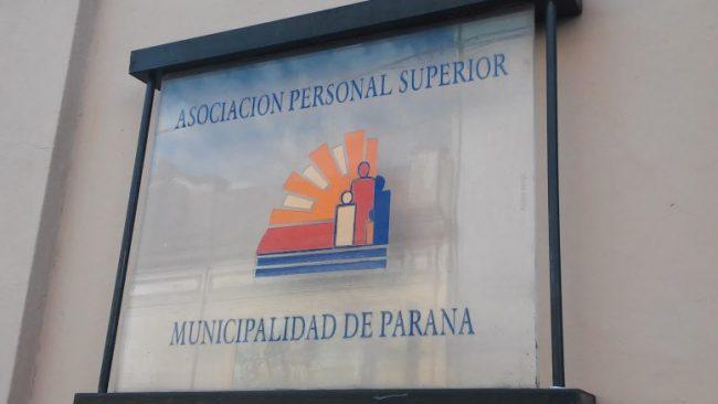 Paraná: La Municipalidad respondió a algunos de los reclamos de los Jerarquizados