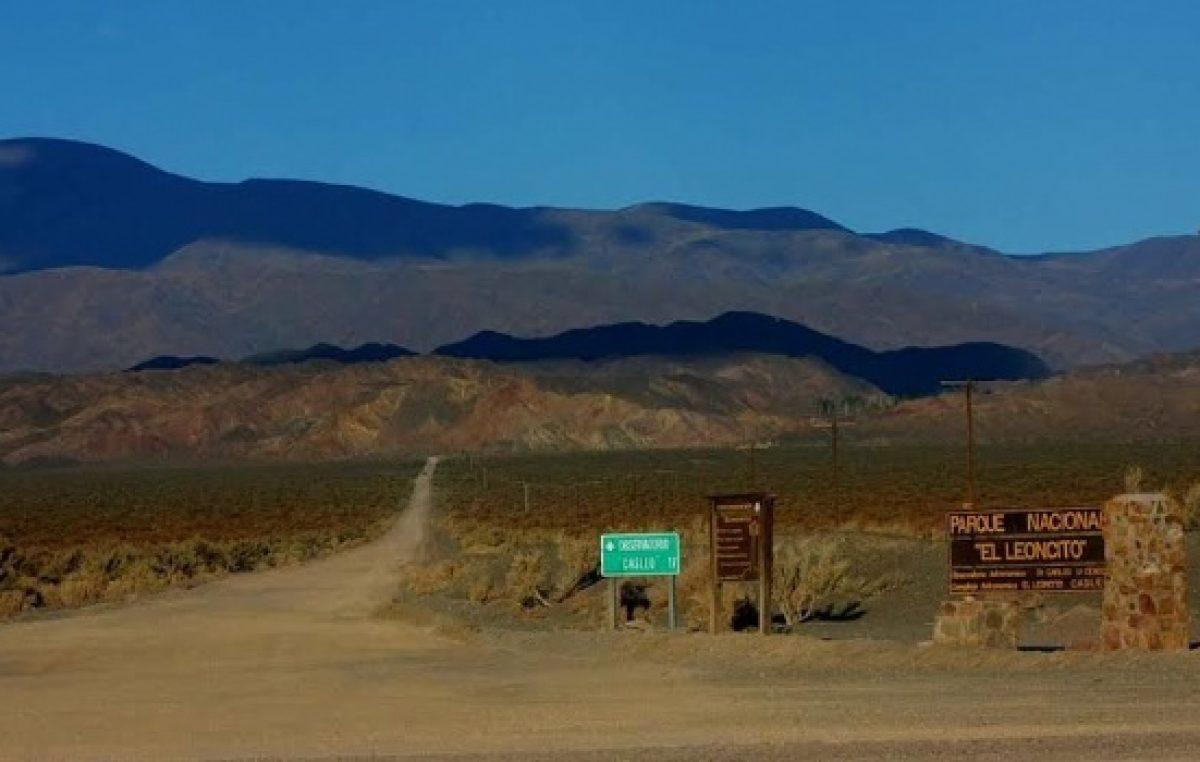 Preservando el camino del Inca licitarán el tramo de ruta 149 entre Barreal- Uspallata