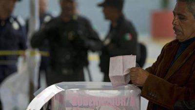 Cruciales elecciones en México