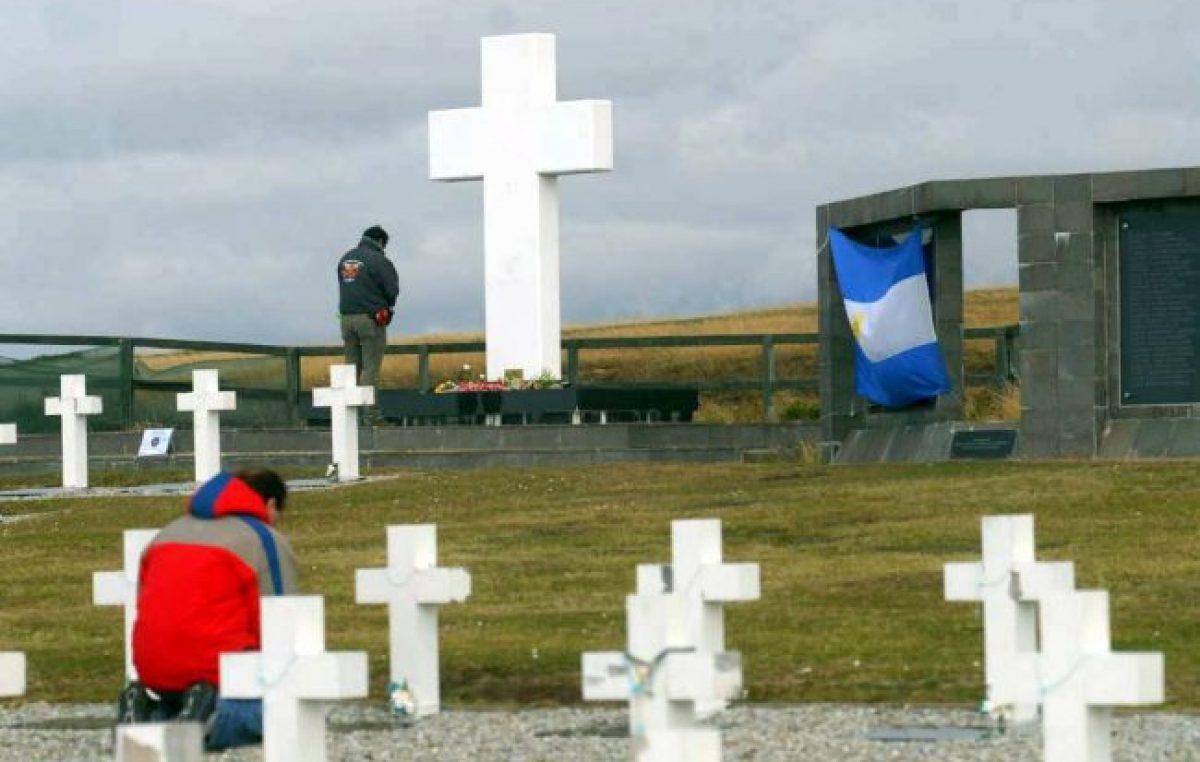 Malvinas: inicia un operativo para cerrar heridas