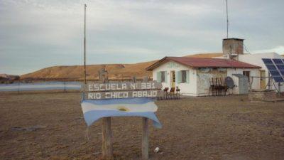 Río Negro: Despoblamiento rural y cierre de escuelas, van de la mano