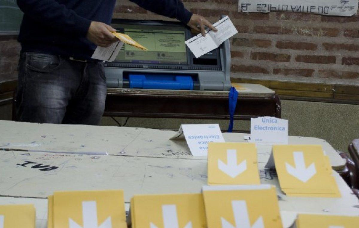 Polémica por la elección simultánea en Neuquén