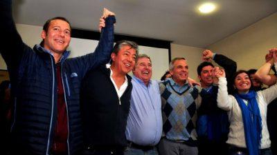 En una interna sin sorpresa, la lista Azul del MPN se quedó con todo en Neuquén