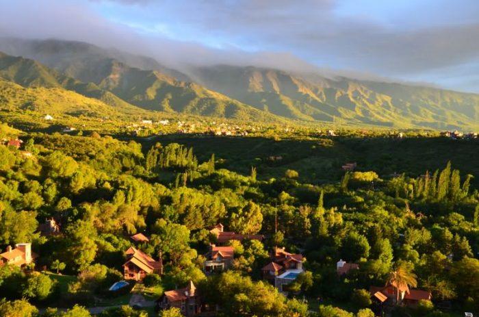 Villa de Merlo, mucho más que un microclima
