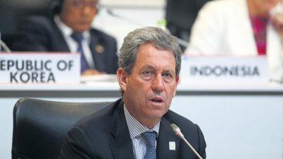 Cayó el ministro de Economía de Perú