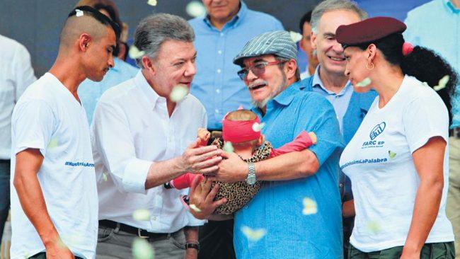 Cuando las FARC dejaron de ser un grupo armado