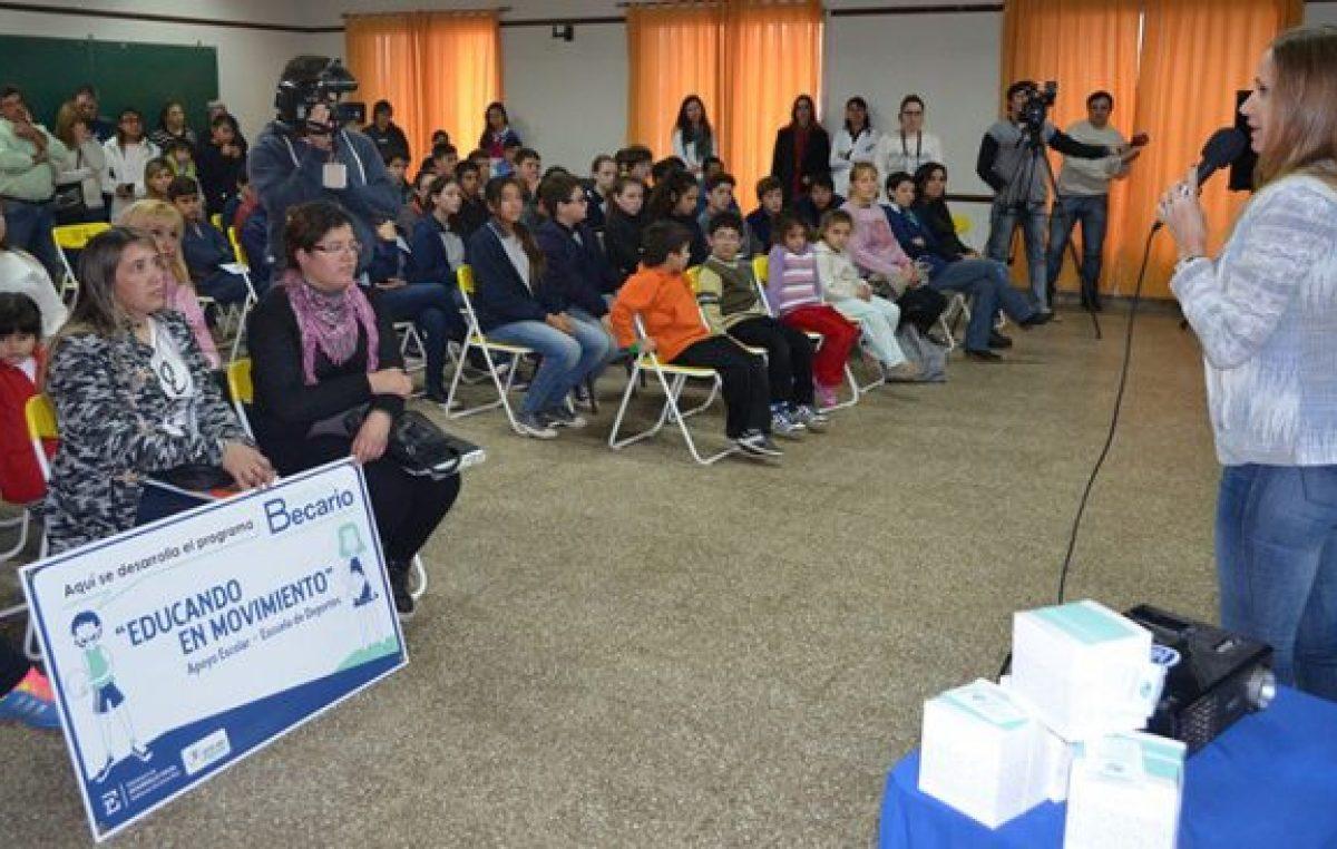 El Becario comienza la recorrida a más de 60 localidades entrerrianas