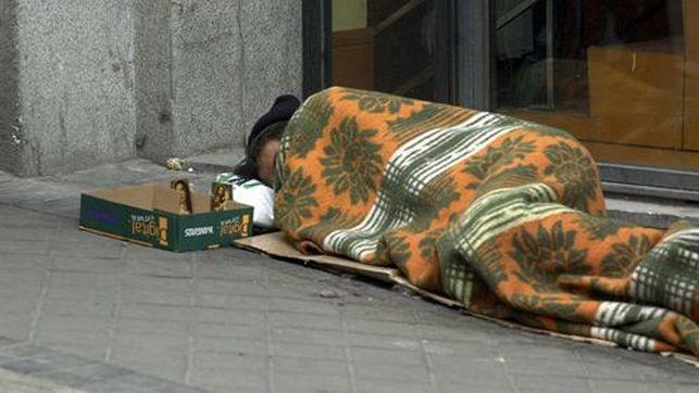"""Aumentó la cantidad de personas """"sin techo"""" en Mendoza"""