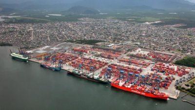 Otro jaque a la politica brasileña, la mafia del puerto