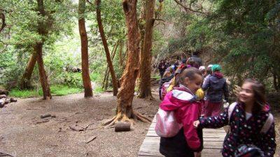 La tasa al turista financiará al parque municipal Llao Llao