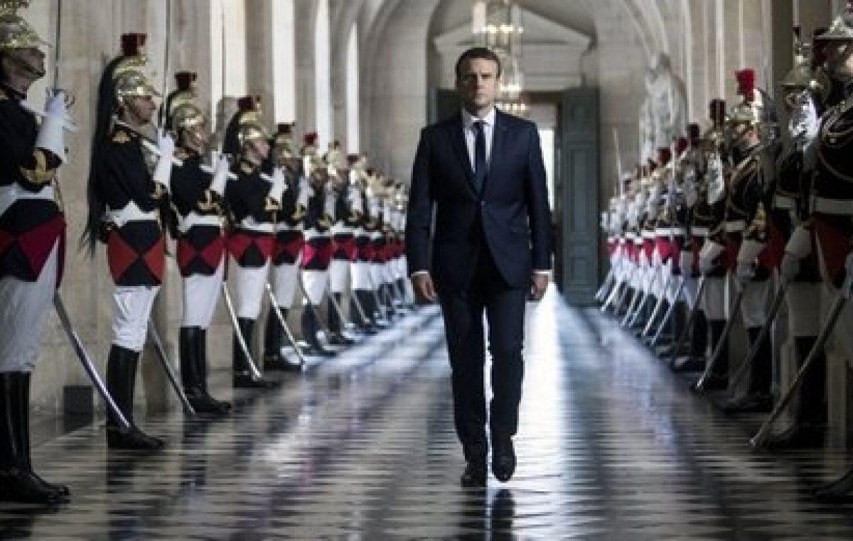 """Macron lanzó en Francia su """"radical"""" reforma política y electoral"""