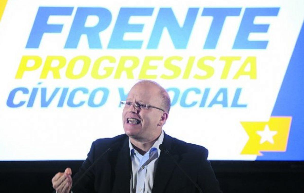 """Santa Fe: """"Sólo hay federalismo para los distritos de Cambiemos"""""""