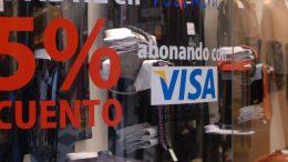 Tarjetas de crédito resentidas con municipios de Mendoza