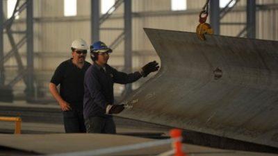 Peligran cien puestos de trabajo en el astillero de Alvear