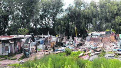Rosario: El oeste y sudoeste concentran a los vecinos con mayor déficit habitacional