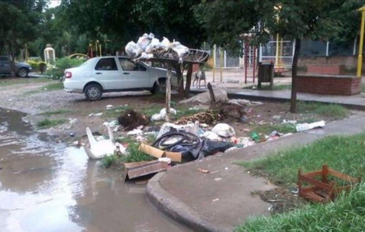 Destinarán a 500 municipales para mantener limpia la ciudad de Orán