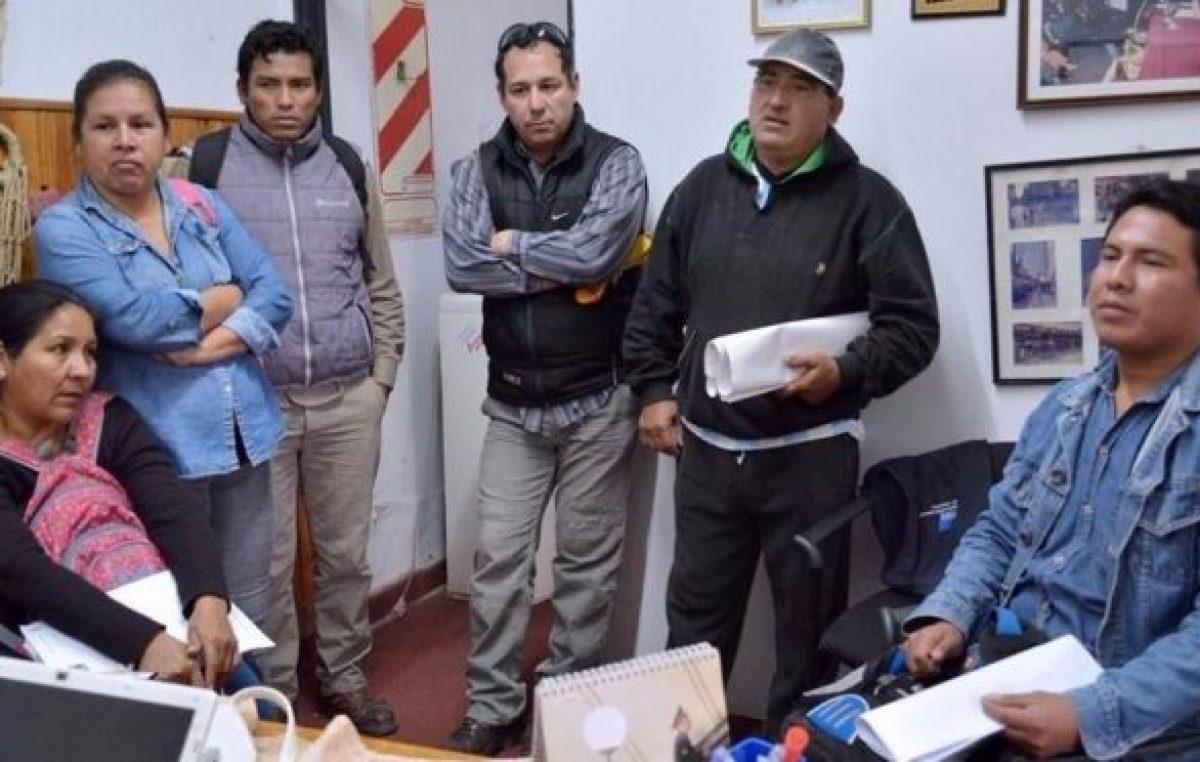 Tartagal: Trabajan para el Ministerio de Salud desde hace 10 años y cobran $3.000