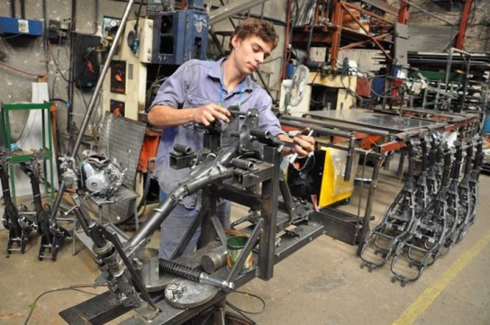 Santa Fe: Emplearon a 74 jóvenes de las Escuelas de Trabajo