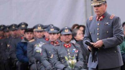Chile lleva a la justicia millonarias pensiones de invalidez de militares