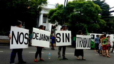 El costo de los despidos: el desempleo en Buenos Aires es el más alto en diez años