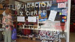 """Cierre de comercios en Ensenada: """"No hay ningún signo de recuperación en el horizonte"""""""