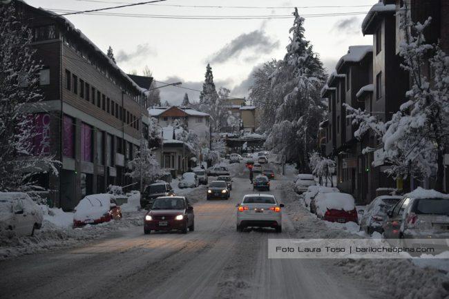 Bariloche tras el temporal: quedan las quejas y una imagen dañada