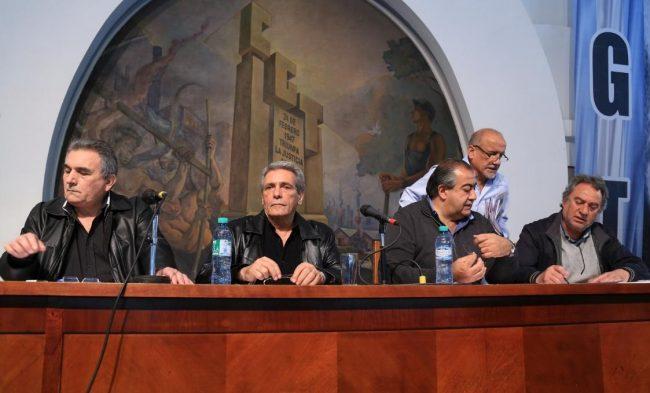 La CGT rechazó la presencia de Michel Temer en el país y su reforma laboral