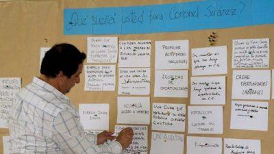 Coronel Suárez: 22 propuestas compiten en el Presupuesto Participativo