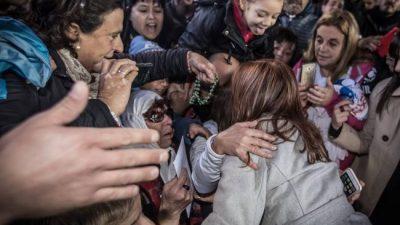 Zárate: los vecinos están preocupados por la crisis y la imagen del Gobierno empieza a caer