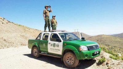 Problemas fronterizos: Chile propone un acuerdo policial a Bolivia