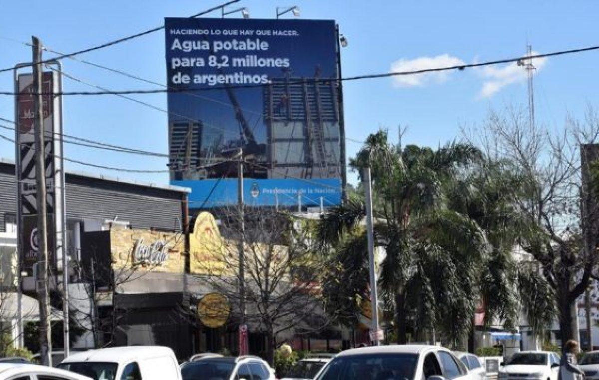 Nación y Córdobapelean por el cartel de las mismas obras